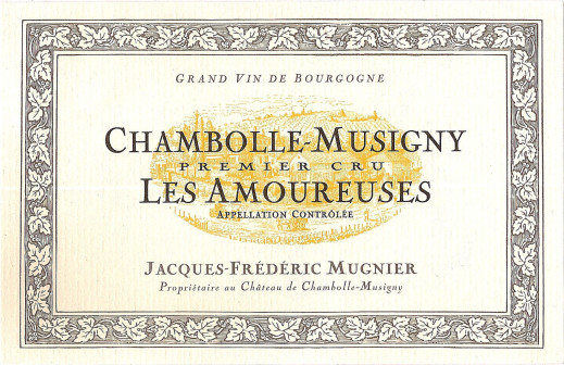 JF Mugnier Label