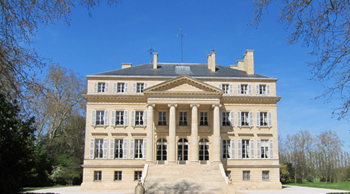 Chateau Margaux is simply stunning