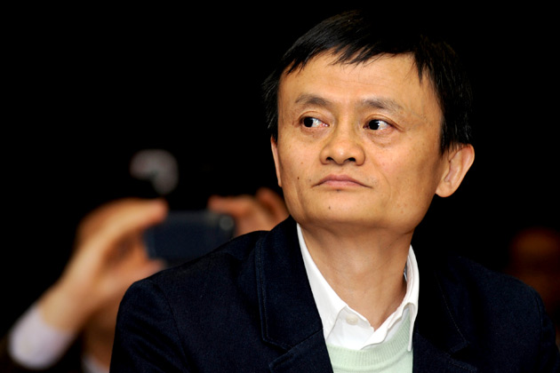 Jack Ma copied fr bloomberg