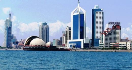 Qingdao Harbour View