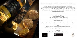 Sauternes Launch Invitation ASC