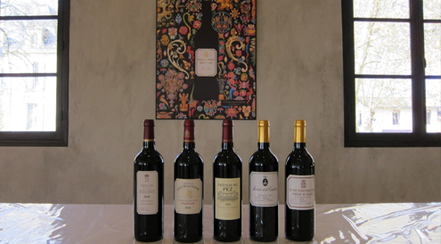 The 2010 wines of Pichon Lalande